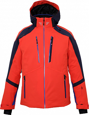 GT Jacket (Flame red)